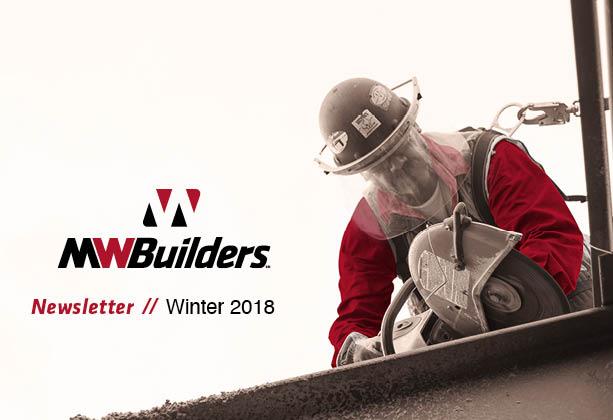 Newsletter – Winter 2018