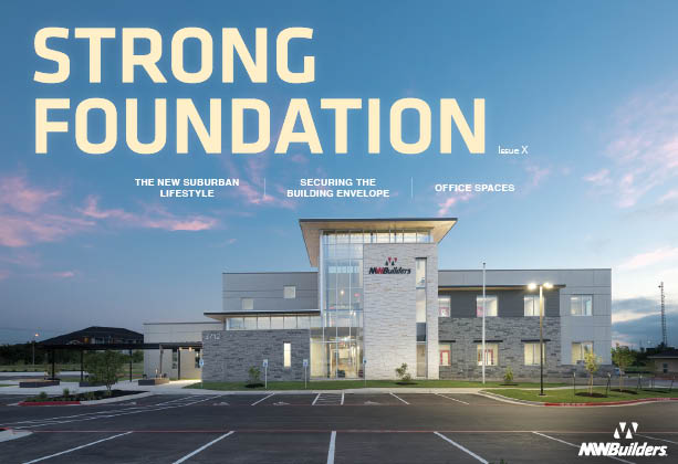 Strong Foundation – Issue X