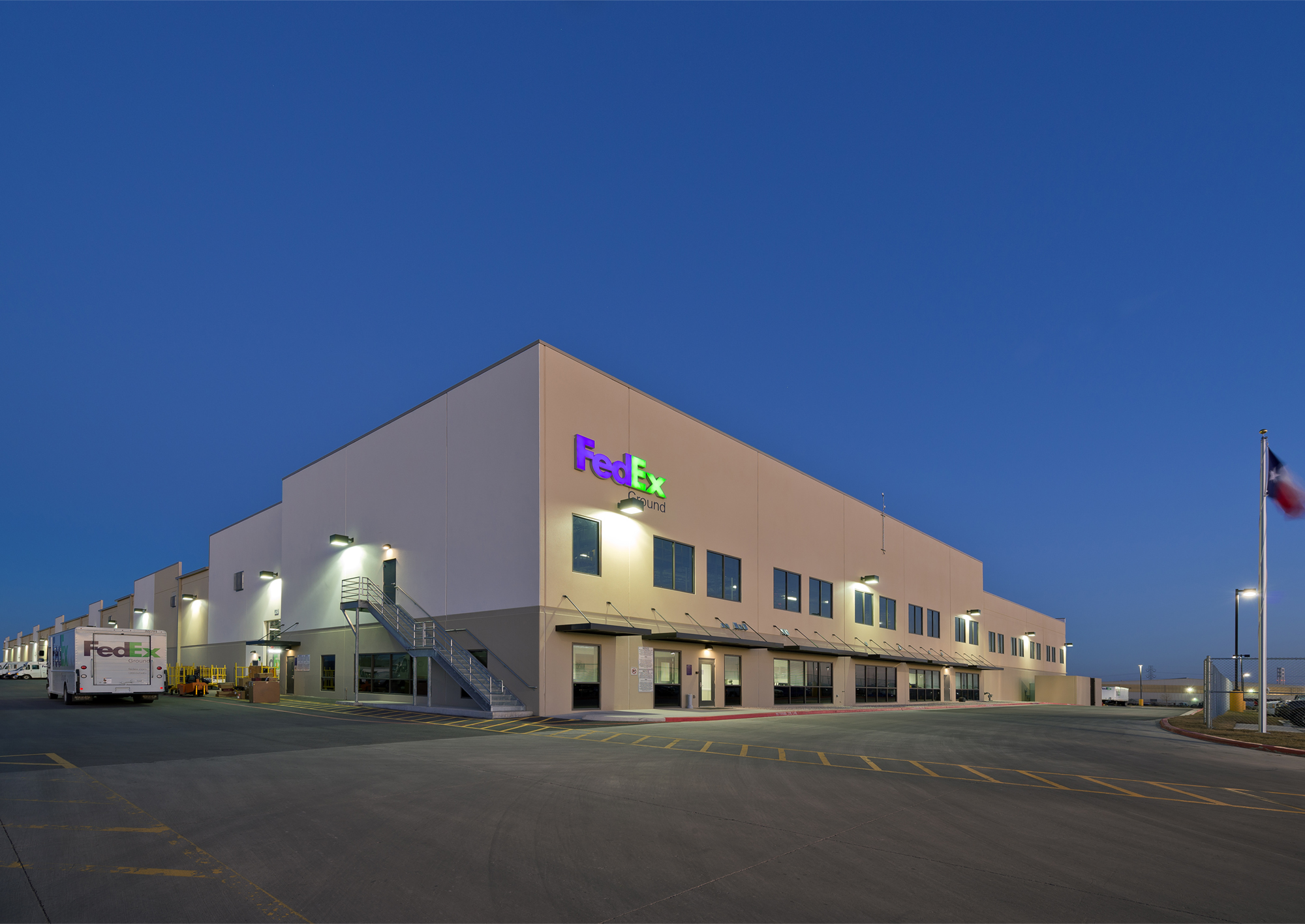 FedEx Ground Facility – Schertz, TX
