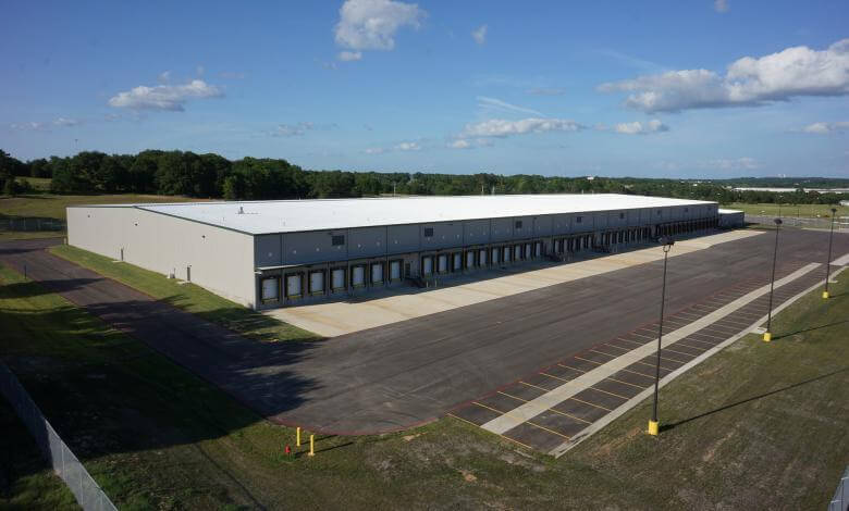 FedEx Ground Facility – Lindale, TX