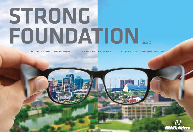 Strong Foundation – Issue IX