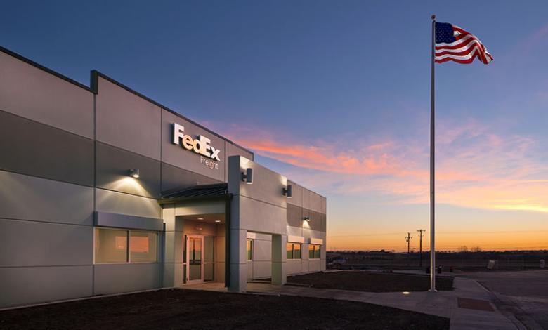FedEx Freight Facility - Robinson, TX