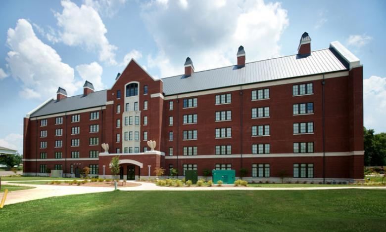 Hinds Community College Residence Halls