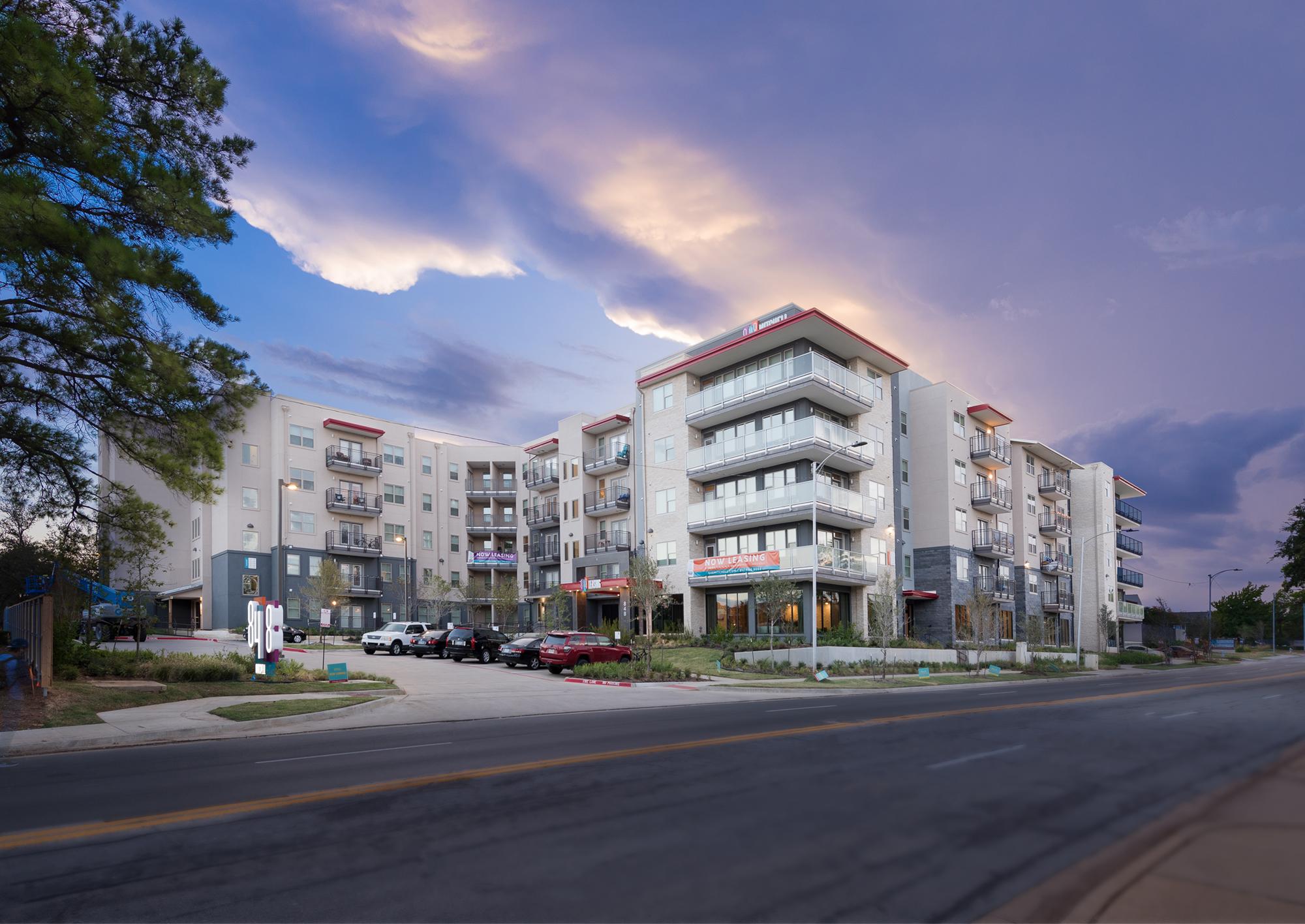 848 Mitchell Student Housing