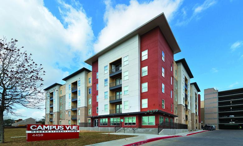 Campus Vue Student Apartments