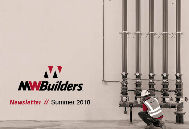 Newsletter – Summer 2018