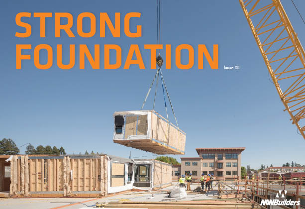 Strong Foundation – Issue XII
