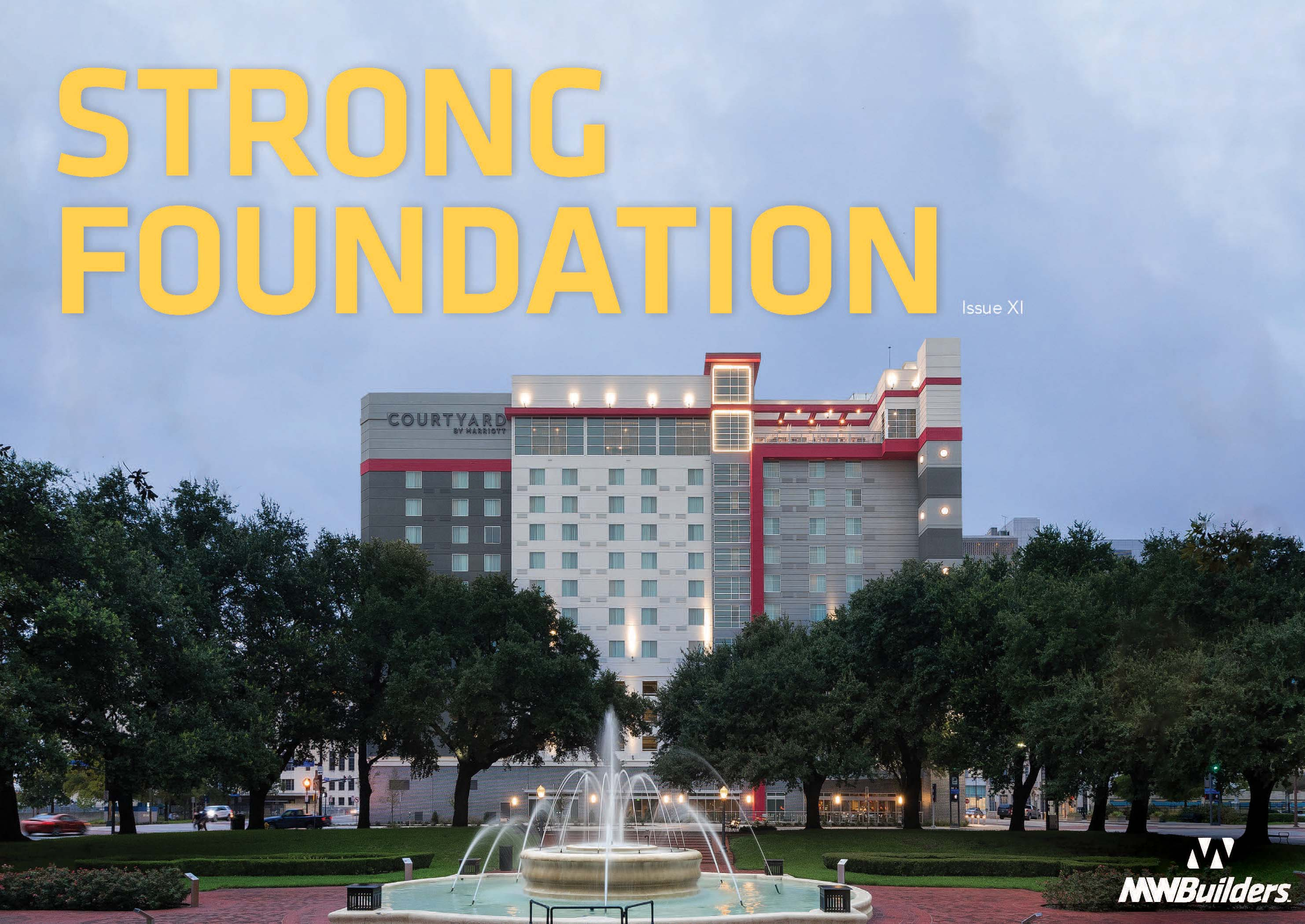 Strong Foundation – Issue XI