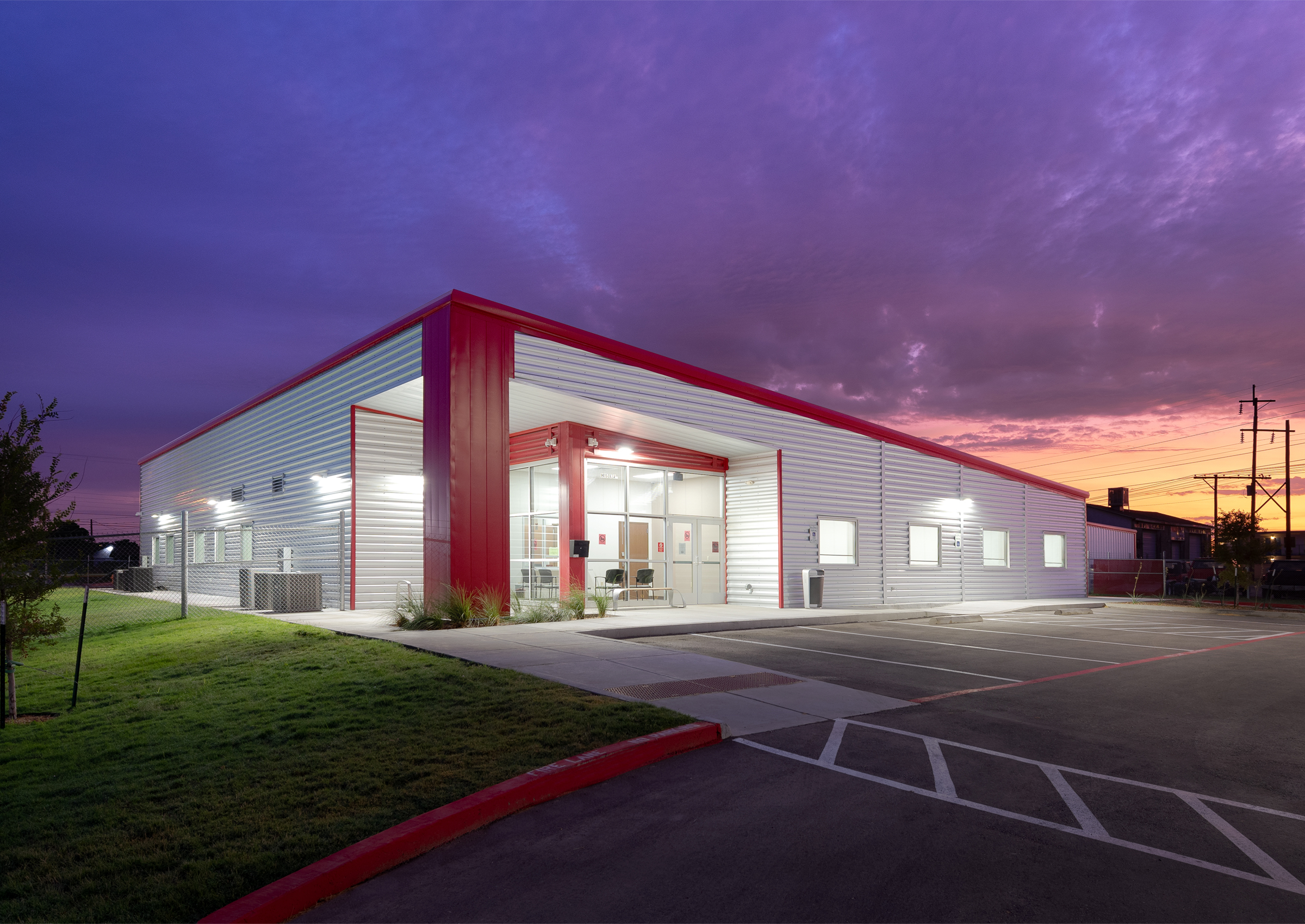 West Texas Opportunities Office Building