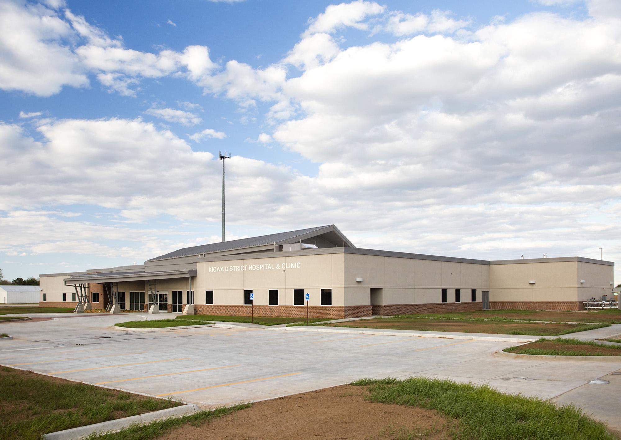 Kiowa District Hospital & Clinic