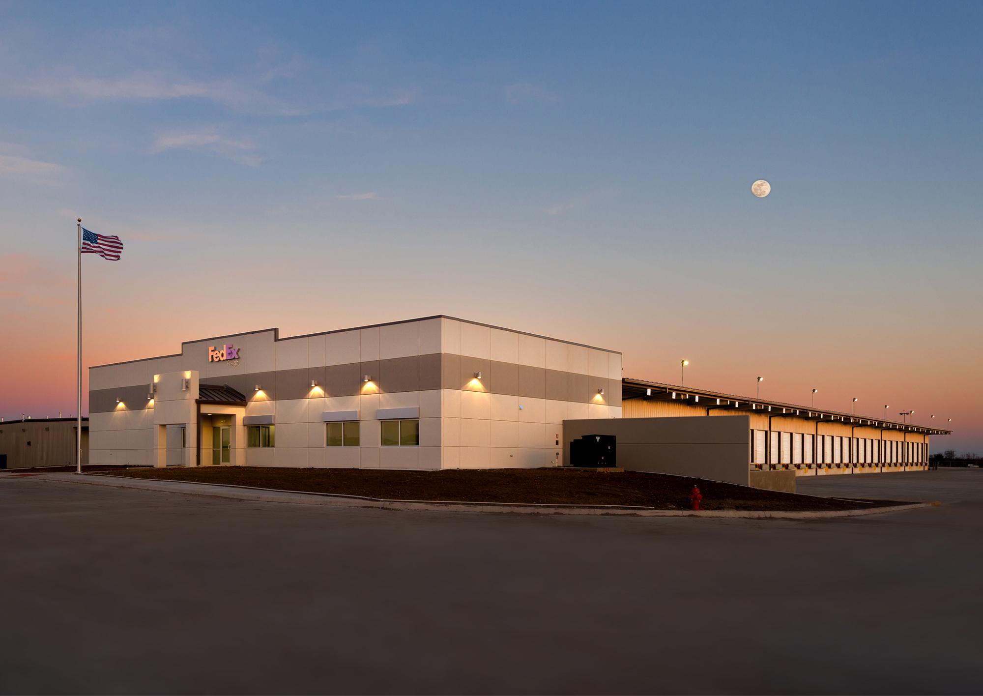 FedEx Freight – Topeka, KS