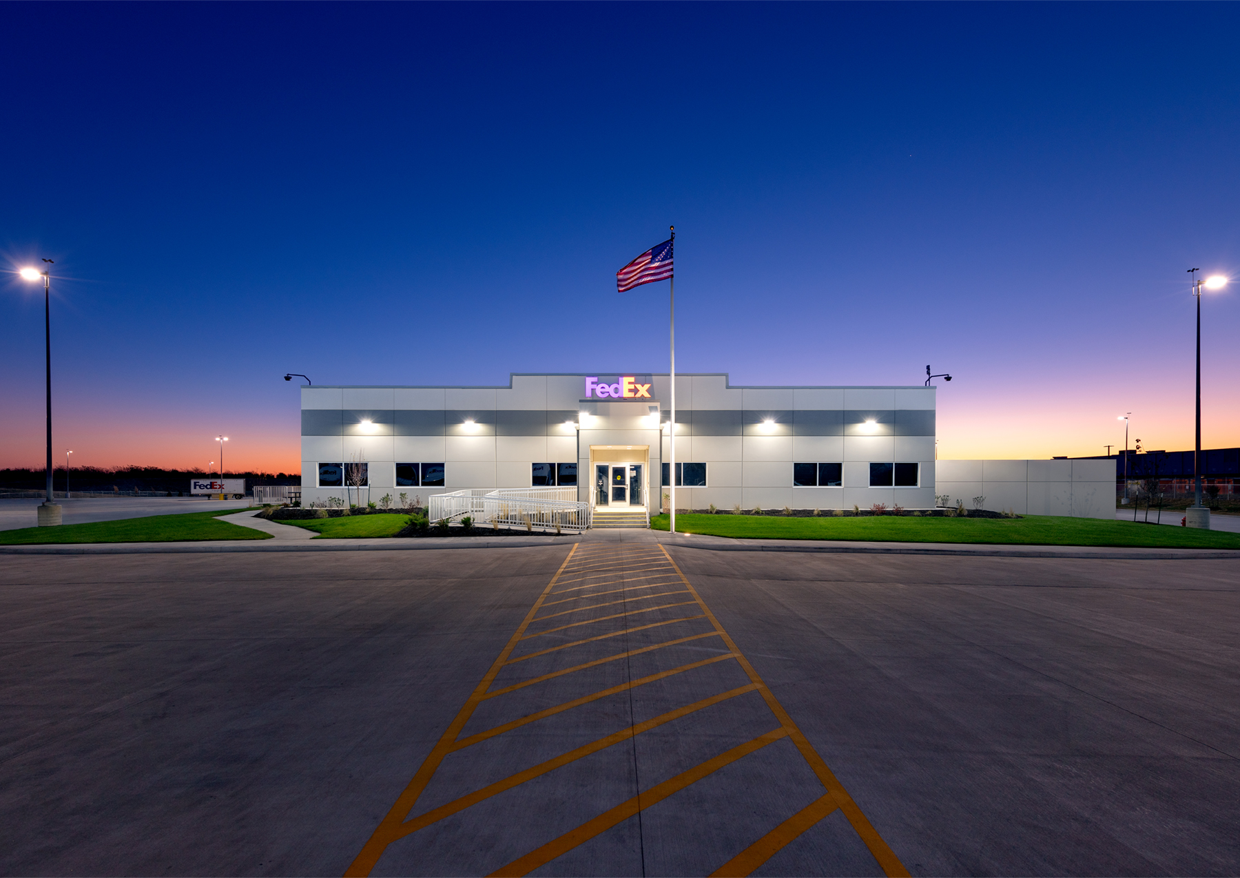 FedEx Freight - Topeka, KS