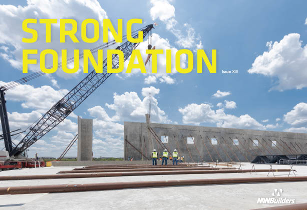 Strong Foundation – Issue XIII