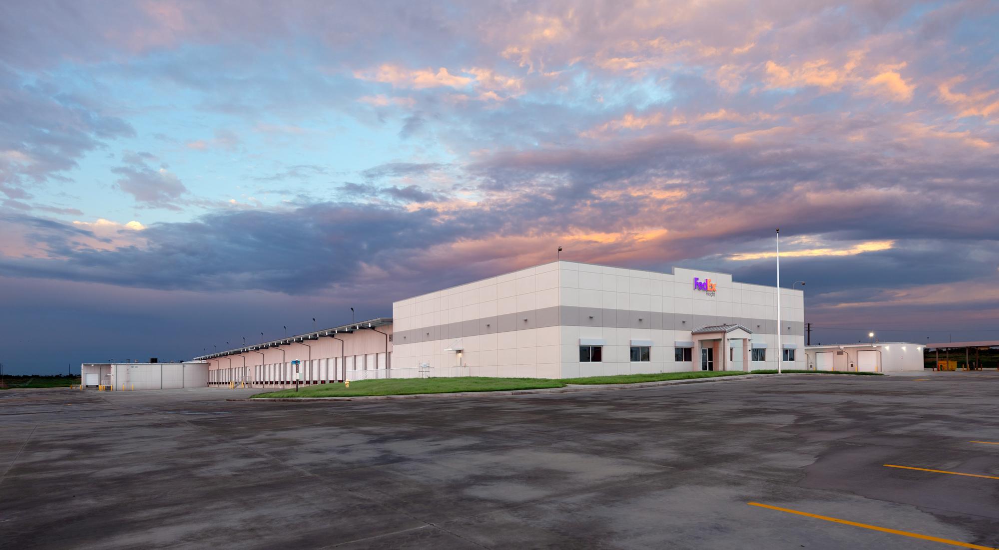 FedEx Freight Facility - Laredo, TX