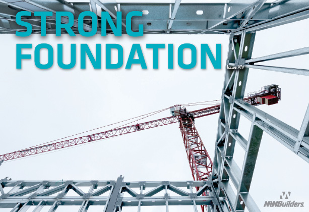 Strong Foundation – Issue XIV